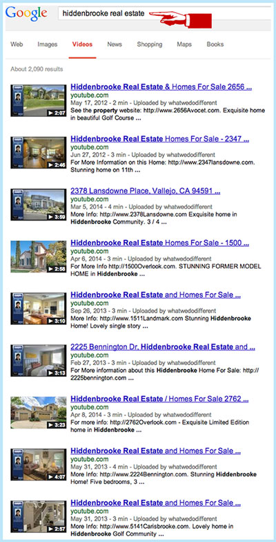 YouTube Search Results Real Estate